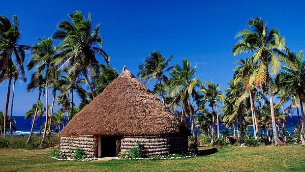 La hutte traditionnelle kanak nouvelle cal donie for Constructeur de maison individuelle nouvelle caledonie