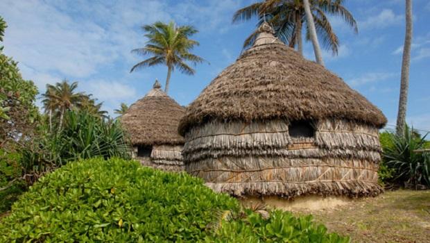 hutte kanak nouvelle calédonie