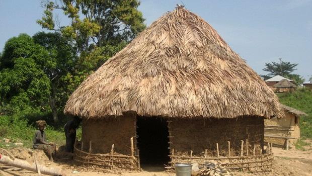 hutte ronde liberia