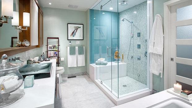 La maison en pierre du portugal for Maison du monde salle de bain