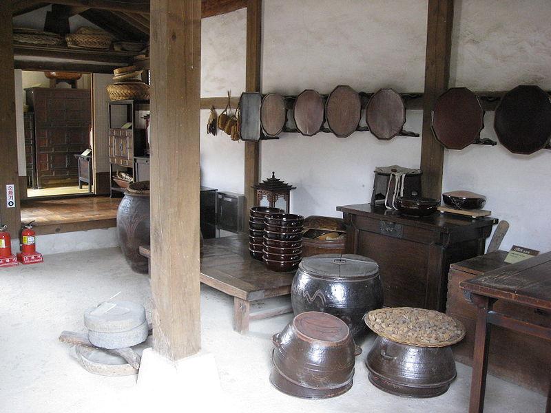 intérieur hanok 2