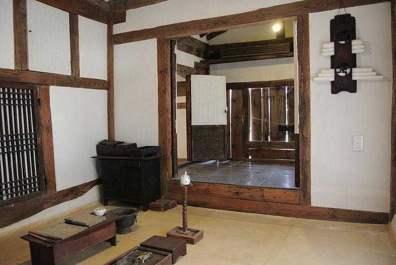 Hanok La Maison Traditionnelle Cor 233 Enne