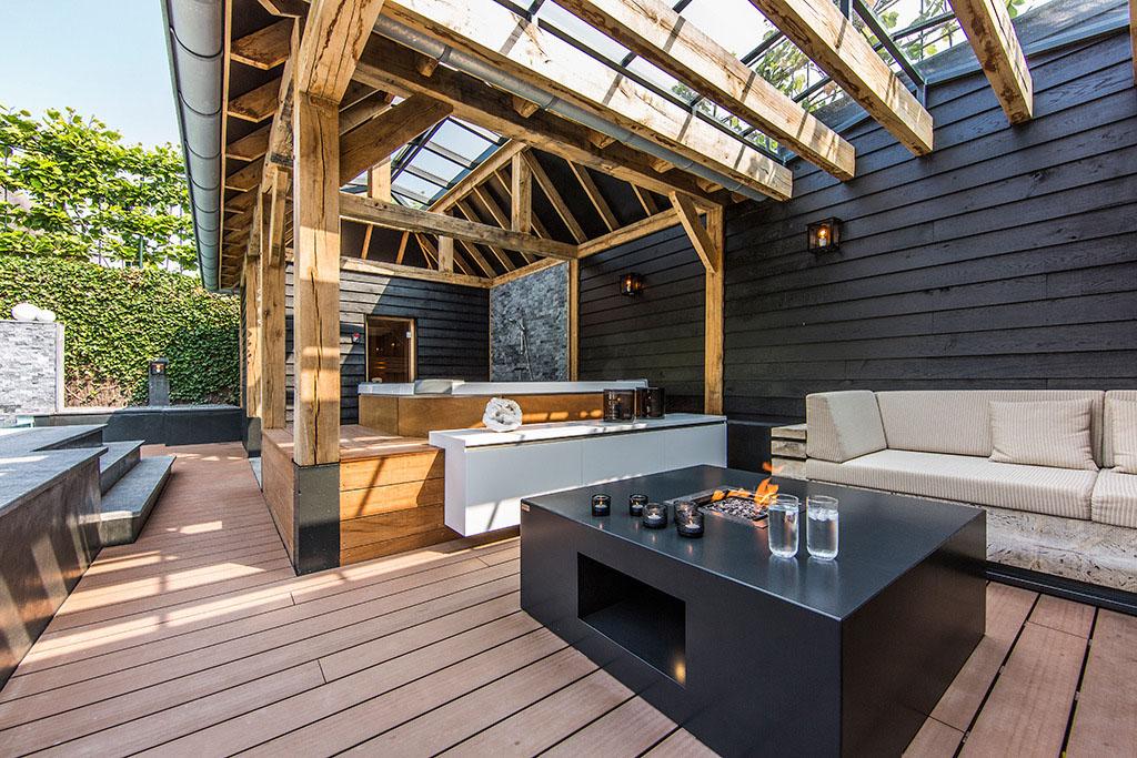 jardin avec piscine en verre (3)
