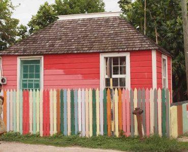 maison en jamaique