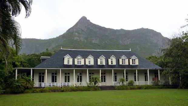 maisons créoles maurice