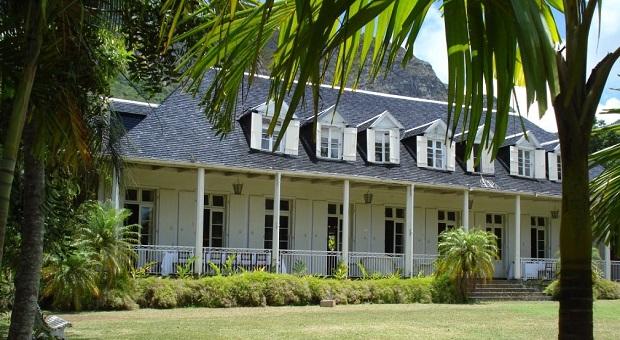 maison creole maurice