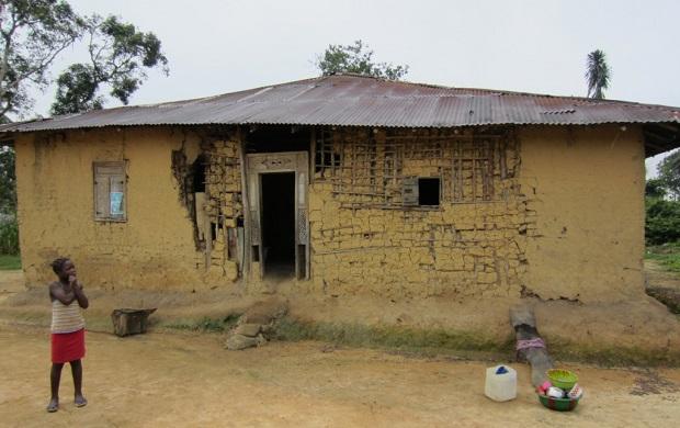 maison au liberia
