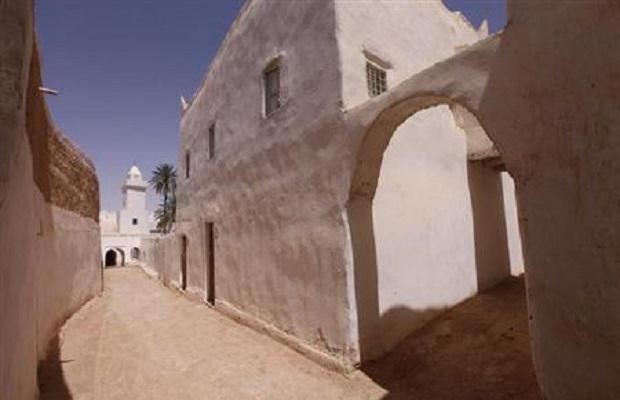 maison libye
