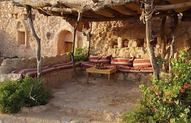 les maisons en libye