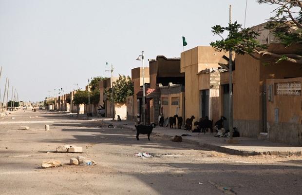 maisons en libye