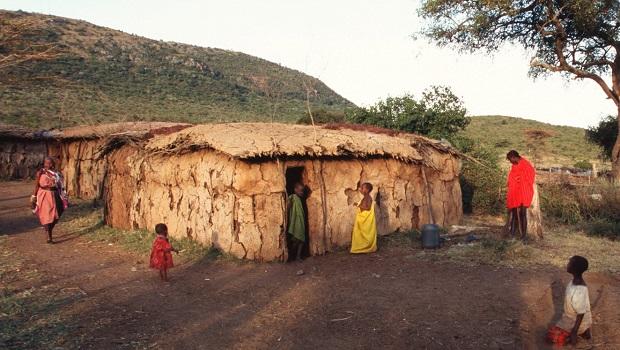 maison maasai 2