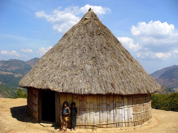 maison peuple mambai