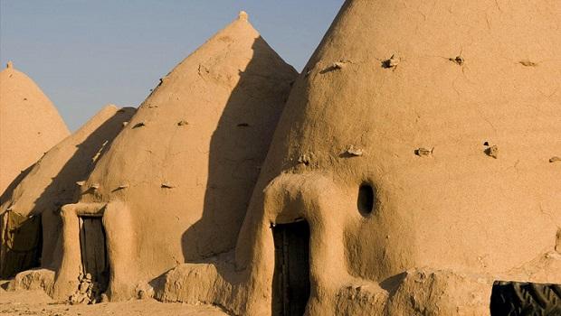 Ces maisons «ruche» gardent les syriens naturellement au frais depuis des siècles