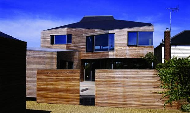 maison sur pilotis moderne (1)
