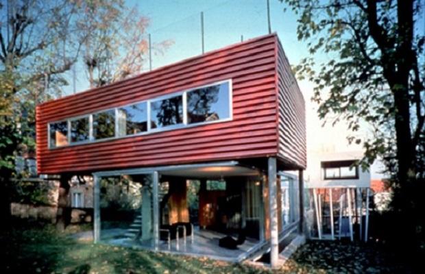 maison sur pilotis moderne (7)