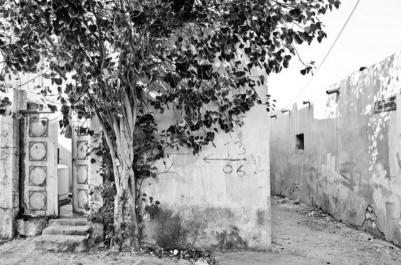 Maison traditionnelle dans le vieux Ghanim