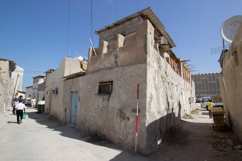 Maison traditionnelle à Najada