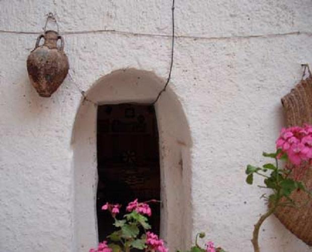 maison troglodyte libye 6