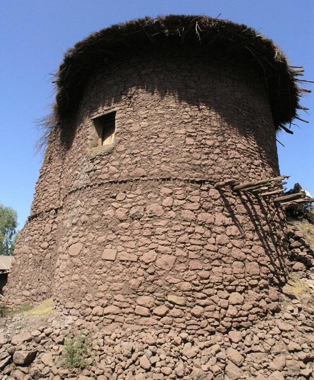 maison tukul éthiopie