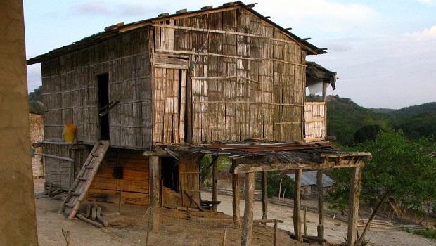 maison typique équateur