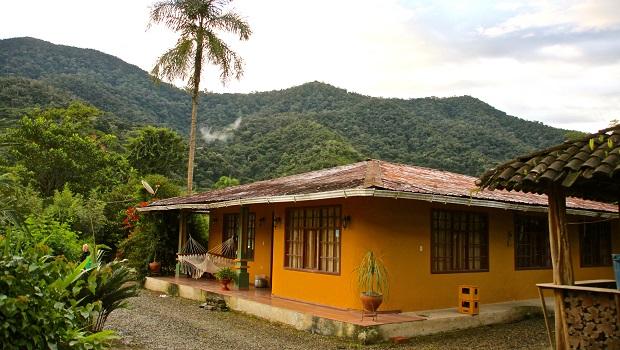 Les maisons en Équateur