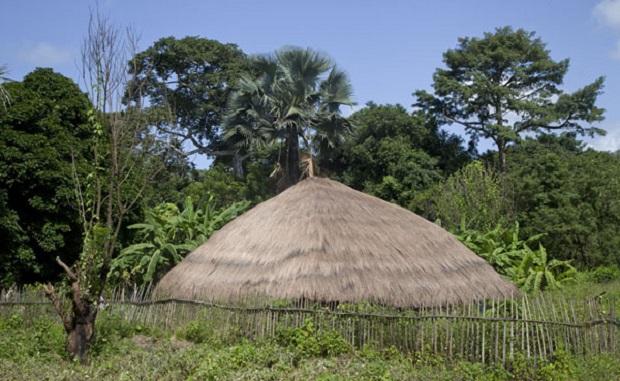 maison typique guinée bissau 2