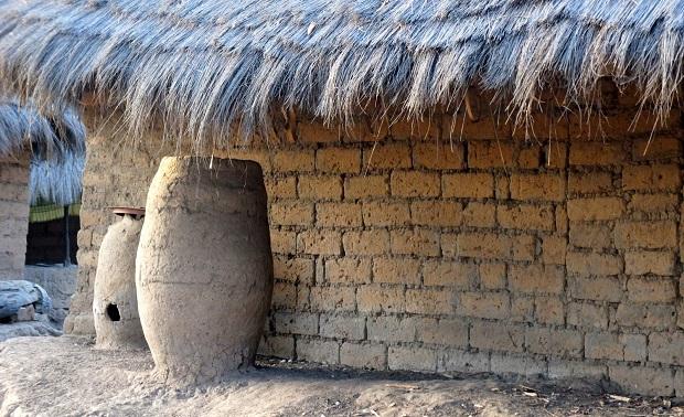 maison typique guinée bissau 6