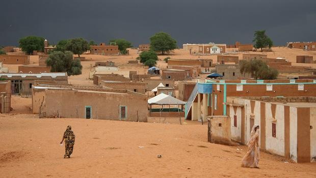 Les maisons en Mauritanie