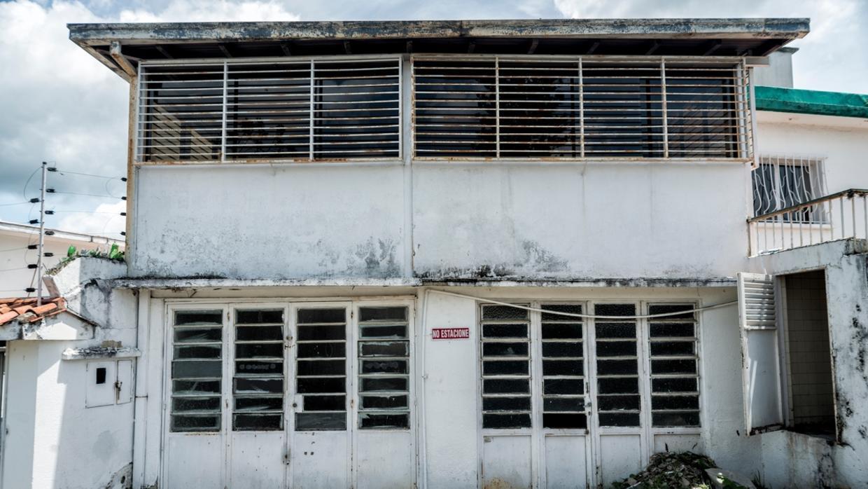 maisons abandonnées de caracas