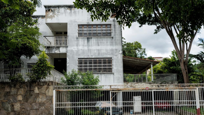 maison abandonnée caracas