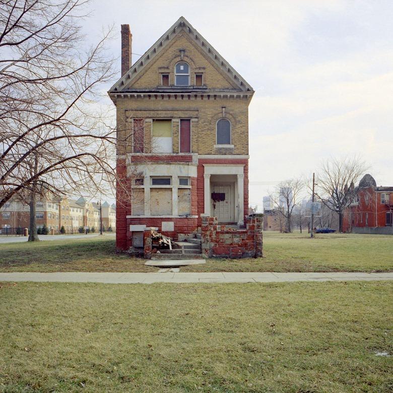 Les maisons abandonn es de d troit for Acheter une maison a detroit