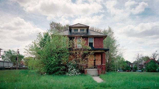 Les maisons abandonnées de Détroit