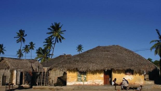 maisons au mozambique
