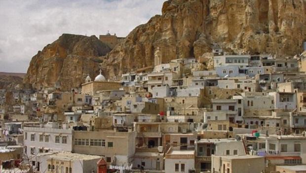 Les maisons traditionnelles en Syrie