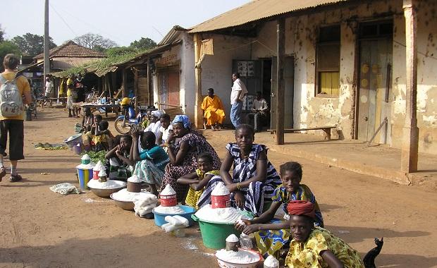 maisons en guinée bissau