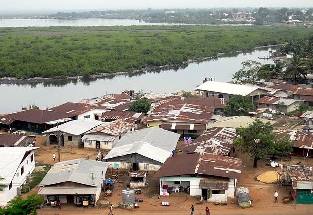 maisons monrovia