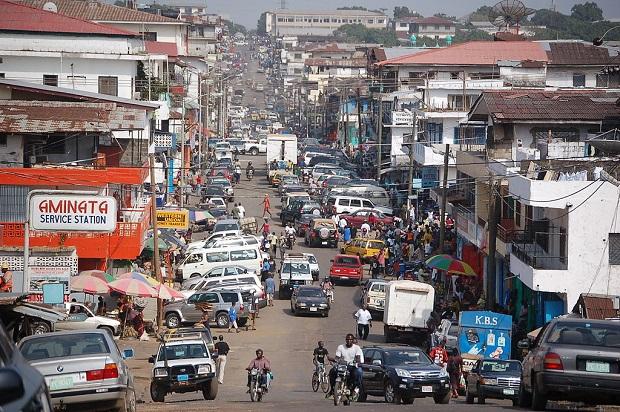 rue de monrovia