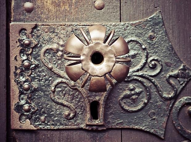 serrure décorative (1)