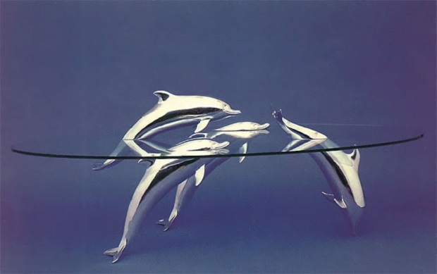 table basse animaux mer (1)