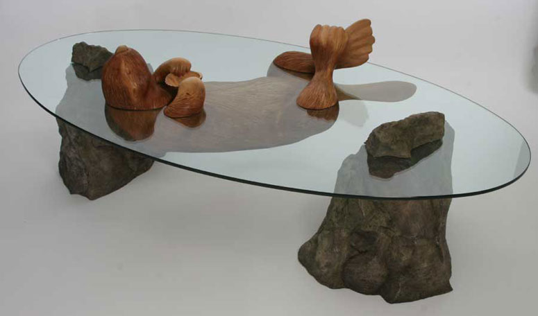table basse animaux mer (8)