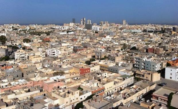 La capitale, Tripoli