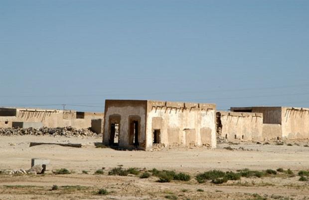 vieille maison qatar