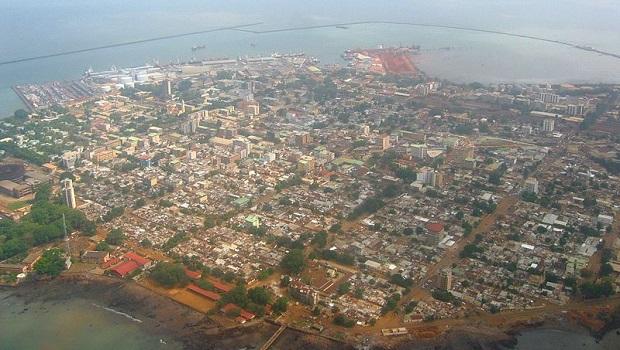 maisons en guinée
