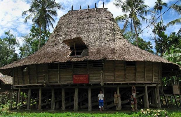 architecture typique indonésie