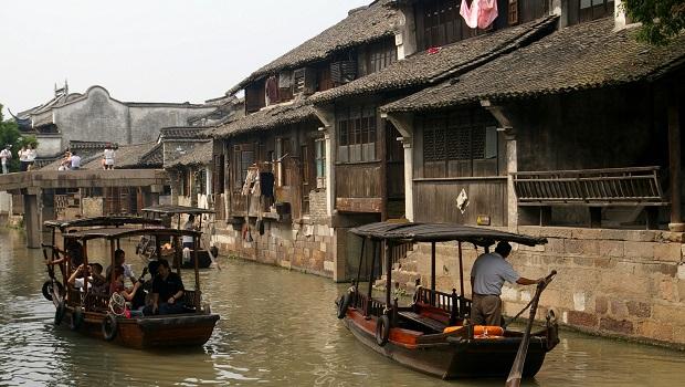 Les maisons de Jiangnan : l'esprit de l'eau