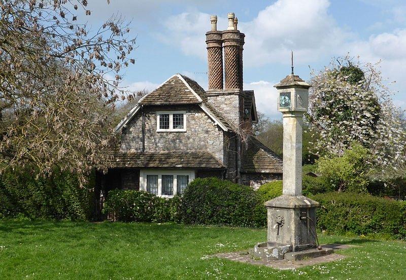 cottage à Blaise Hamlet