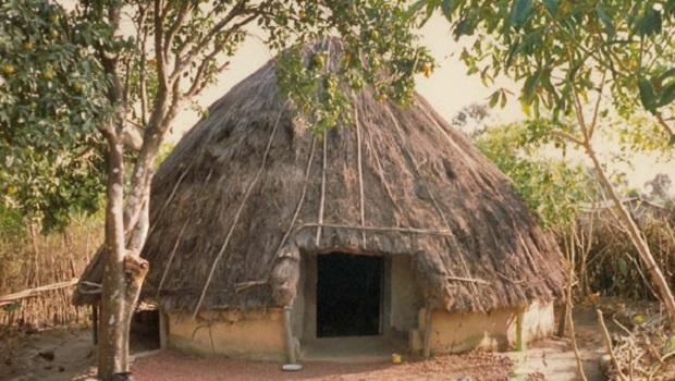 hutte guinée 1