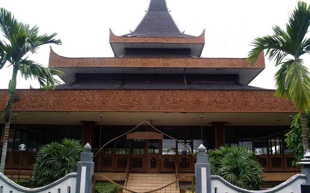 joglo maison indonésie