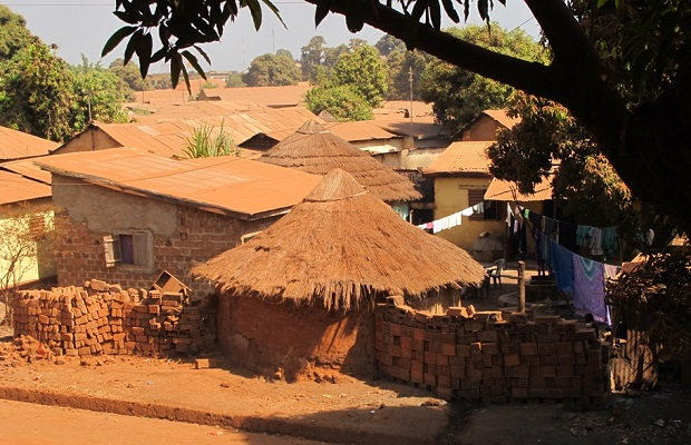 maison guinée
