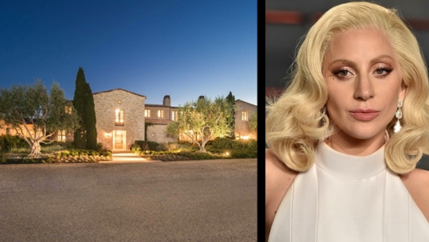 La maison de Lady Gaga à Malibu